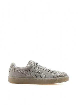 Suede Jelly Wn`S Spor Ayakkabı - Krem - Puma Ürün Resmi