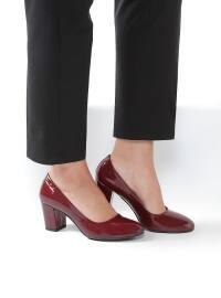 Topuklu Ayakkabı - Bordo - Pierre Cardin Ayakkabı