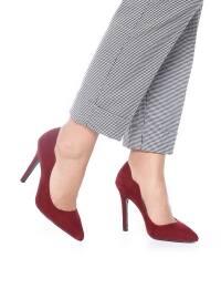 Topuklu Ayakkabı - Bordo - Bambi