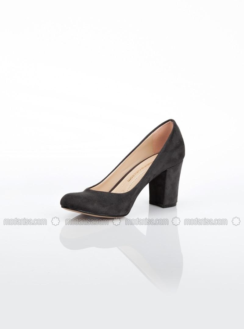 grau high heels schuh ayakkab havuzu. Black Bedroom Furniture Sets. Home Design Ideas