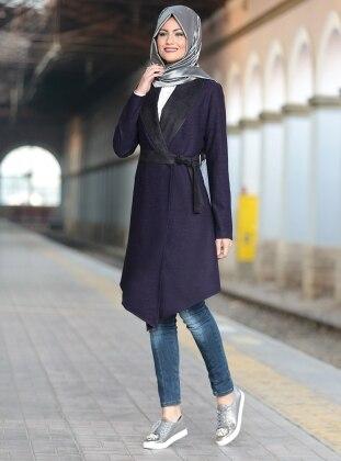 Purple - Unlined - Jacket
