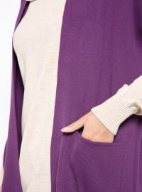 Purple - Unlined - Vest