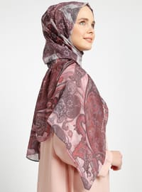 Printed - Multi - Marbella Shawl