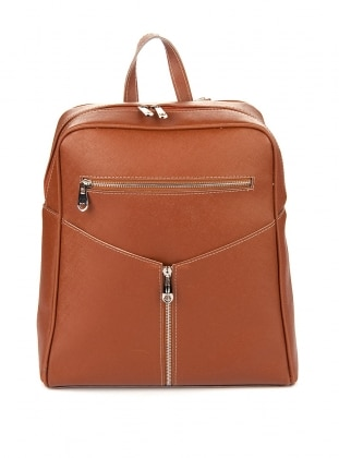Backpack – Tan – Bag – Housebags