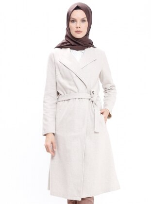 Minc - Unlined - Shawl Collar - Coat