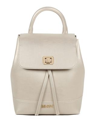 Gold - Backpack - Bag