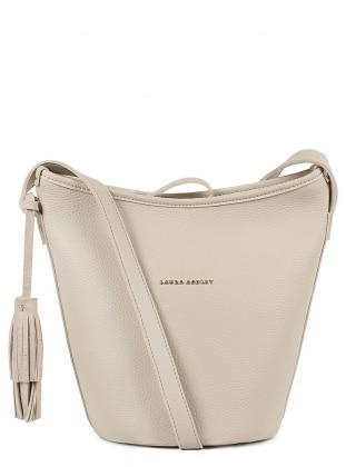 Beige - Satchel - Bag