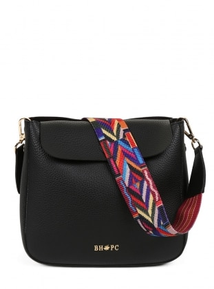 Black - Crossbody - Bag - Beverly Hills Polo Club