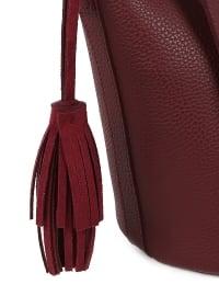 Maroon - Satchel - Bag