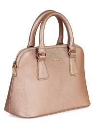 Powder - Gold - Satchel - Bag