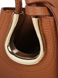 Satchel - Tan - Bag