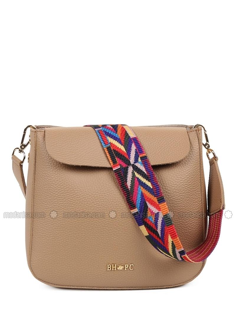 290f1e1b5 Camel - Crossbody - Bag. Fotoğrafı büyütmek için tıklayın