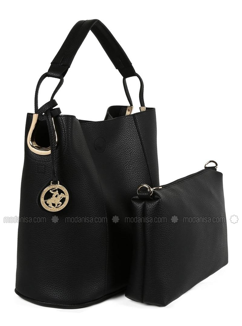 f485d6b57c60 Black - Satchel - Bag