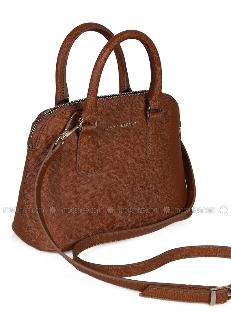 Tan - Satchel