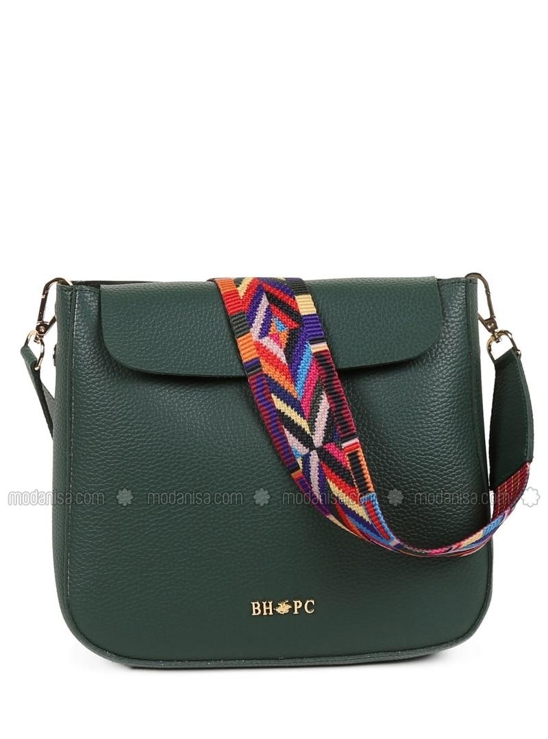 Green - Crossbody - Bag