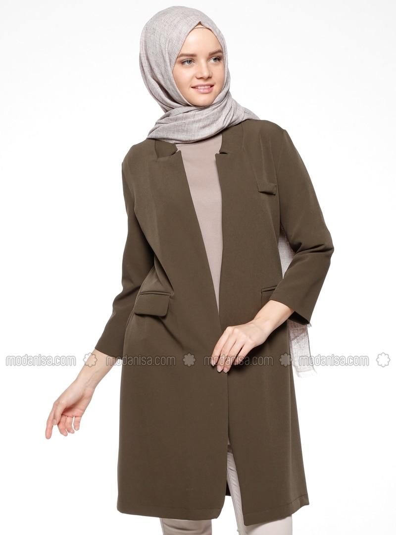 Unlined - Khaki - Jacket