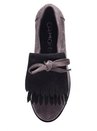 ayakkabı - gri - camore