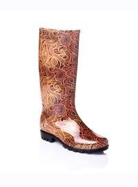 Çizme - Kahve - Just Shoes