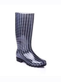 Çizme - Lacivert Lila - Just Shoes