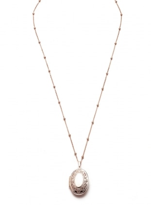 Pink - Necklace - Modex