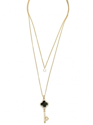 Gold - Necklace - Modex