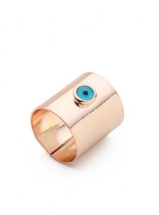 Pink - Gold - Ring