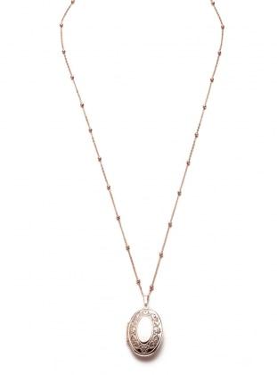 Rose - Pink - Necklace