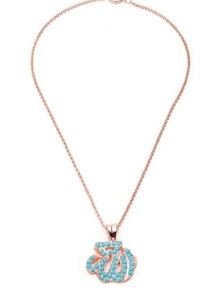 Powder - Blue - Necklace