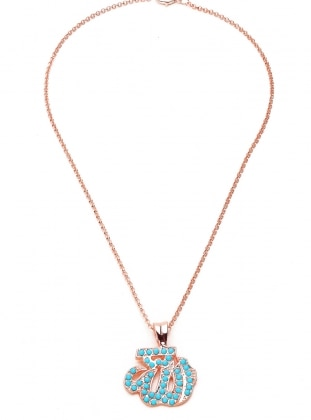 Powder - Blue - Necklace