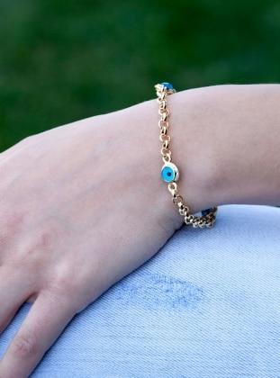 Golden tone - Bracelet - Modex