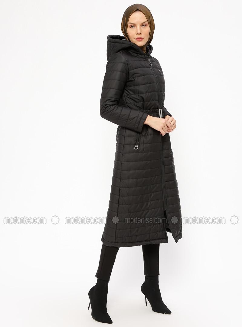 Mantel mit innenfutter
