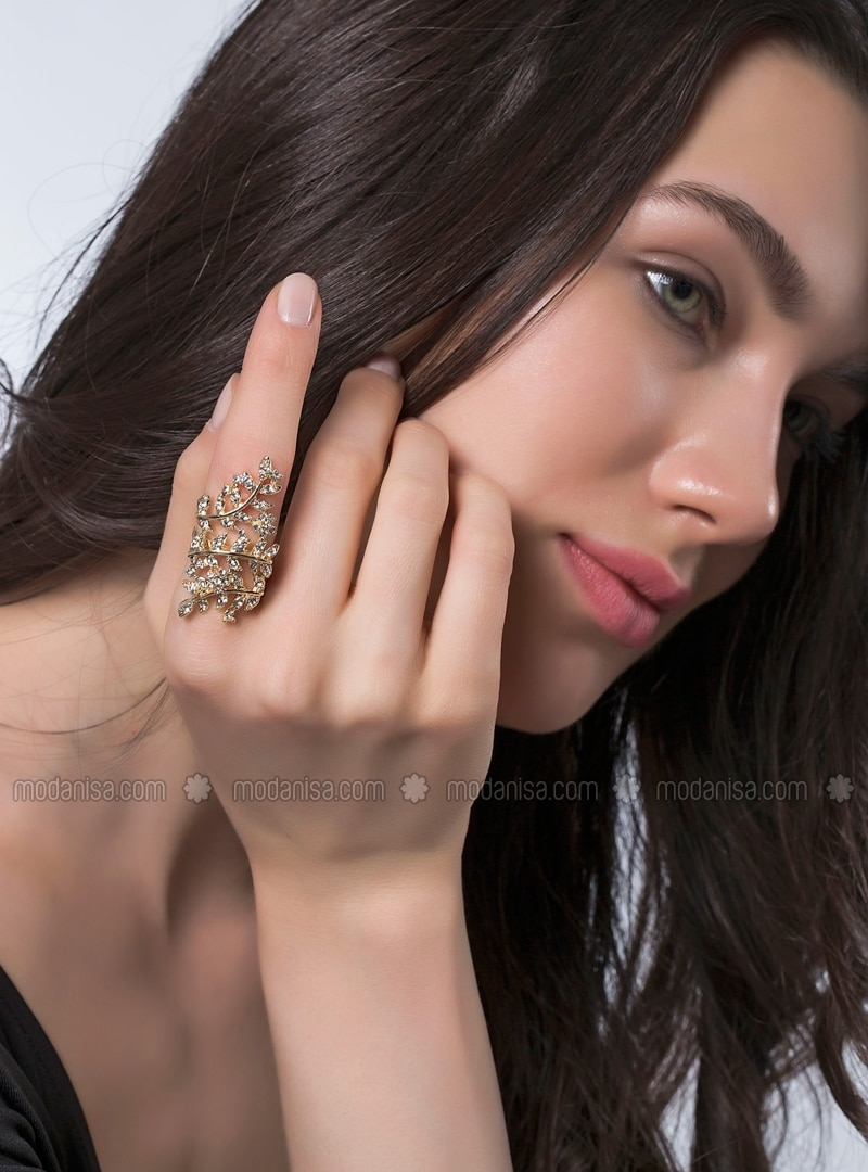 Gold - Gold - Ring