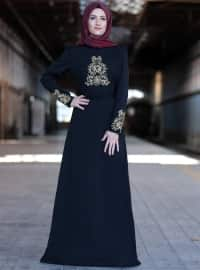 Feyza Abiye - Siyah - Sure Tesettür