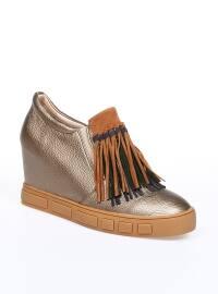 Ayakkabı - Bronz - Pierre Cardin