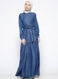 Tensel Elbise - Lacivert - Neways