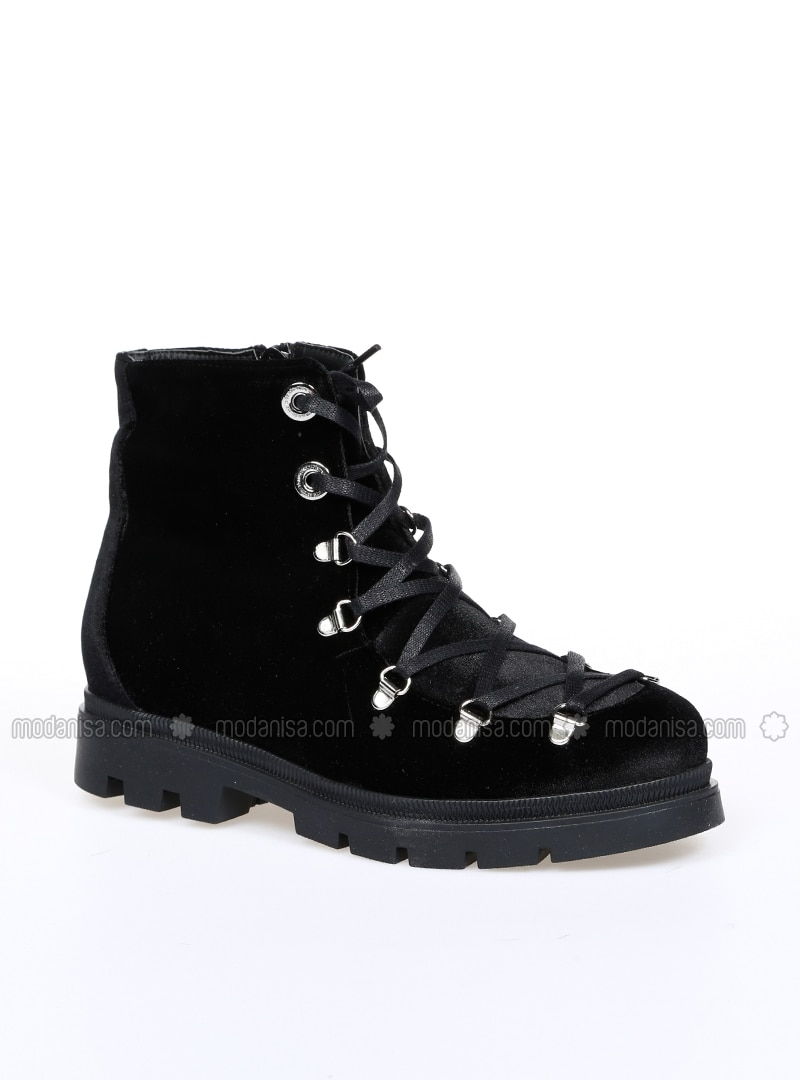 Boot - Black - Boots