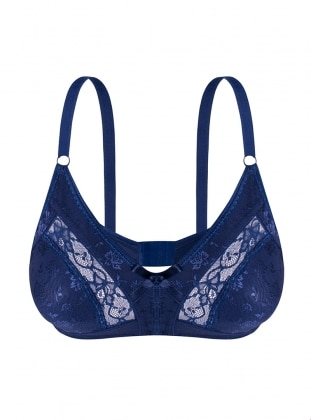 Navy Blue - Bra