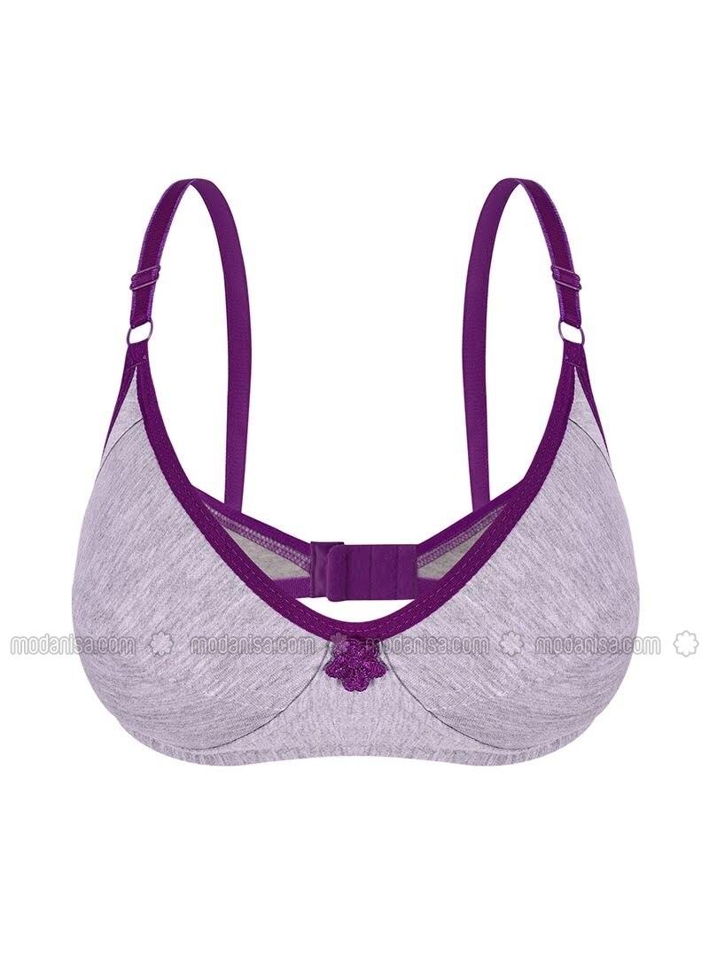 Purple - Bra