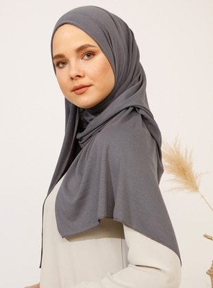 COOLMAX® Shawl - anthracite