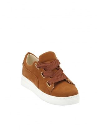 Zenneshoes Ayakkabı - Taba