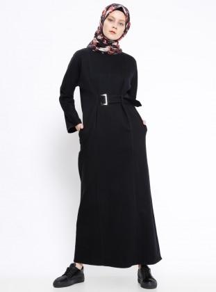 Kot Elbise - Siyah - Neways Ürün Resmi