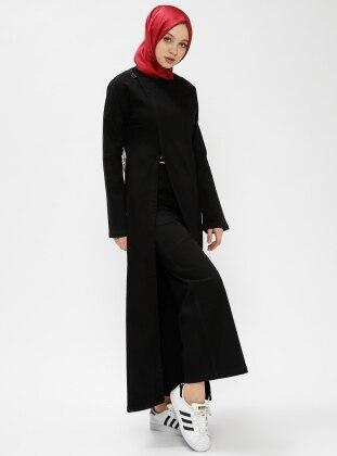 Pantolon&Kap Kot İkili Takım - Siyah - Neways Ürün Resmi