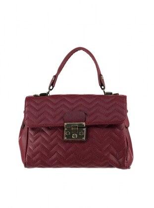 Satchel - Maroon - Bag