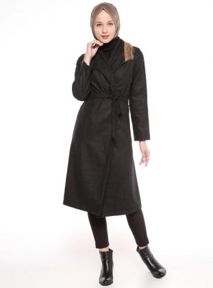 Unlined - Gray - Topcoat