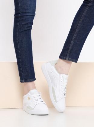 Spor Ayakkabı - Beyaz - Puma Ürün Resmi
