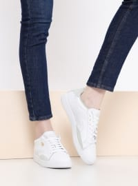 Spor Ayakkabı - Beyaz - Puma