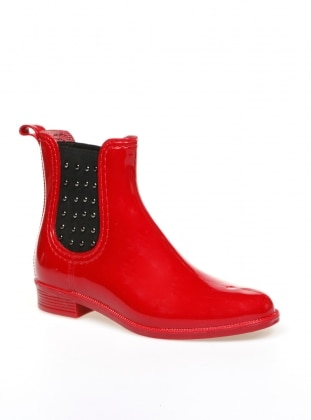 Boot - Red - Boots