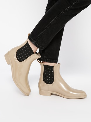 Boot - Ecru - Boots
