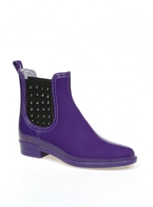 Boot - Purple - Boots