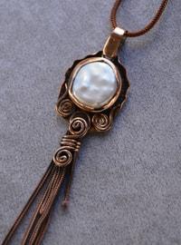 Ecru - Necklace